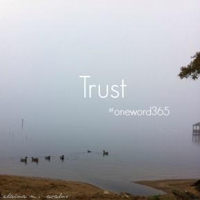 Trust    One Word365