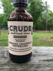 bitters, Crude Bitters,