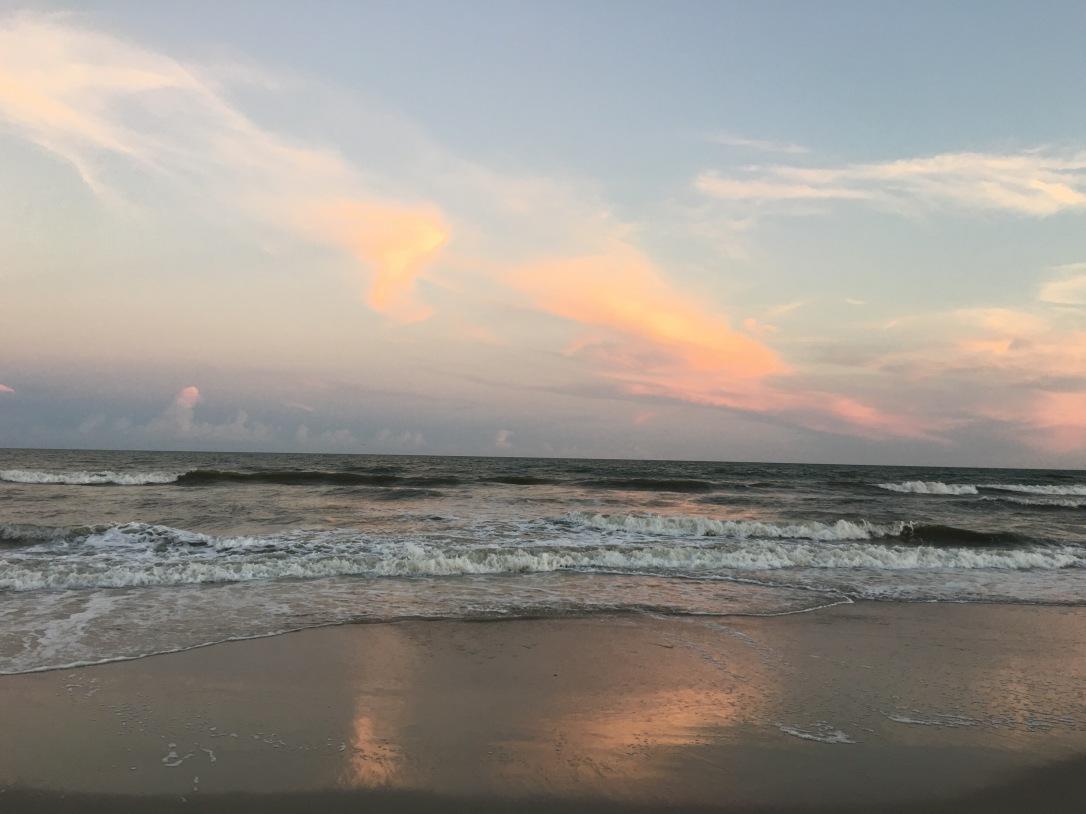 Onslow Beach, Atlantic Ocean, Beach, Ocean