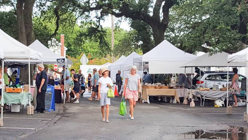 farmer's market, Beaufort Farmer's Market, Beaufort NC