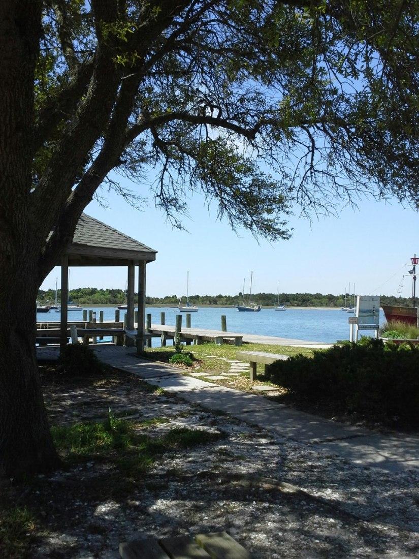 Grayden Paul Park Beaufort NC, Beaufort NC, Beaufort NC waterfront, Front Street Beaufort NC