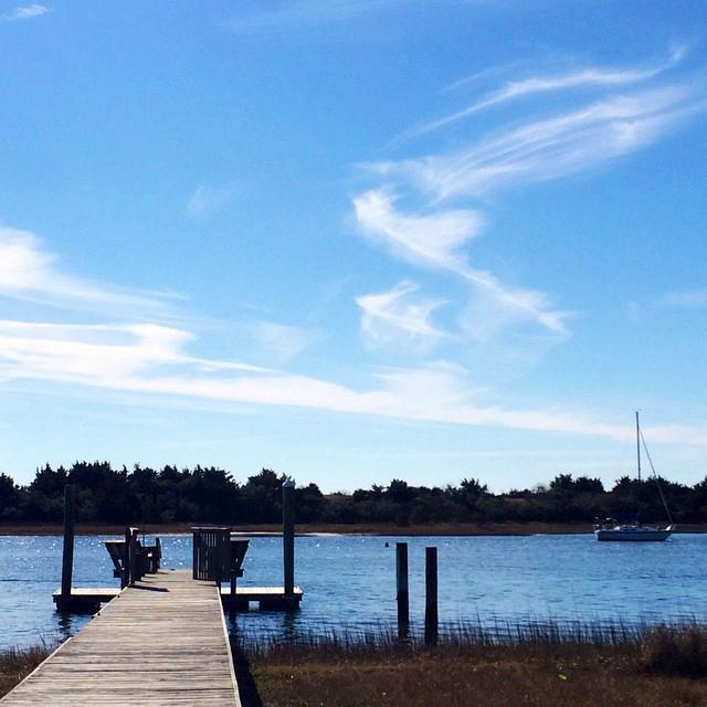 Taylor's Creek Beaufort NC, Taylor's Creek, Carrot Island NC,