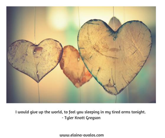 Tyler Knott Gregson, love, poetry, love story