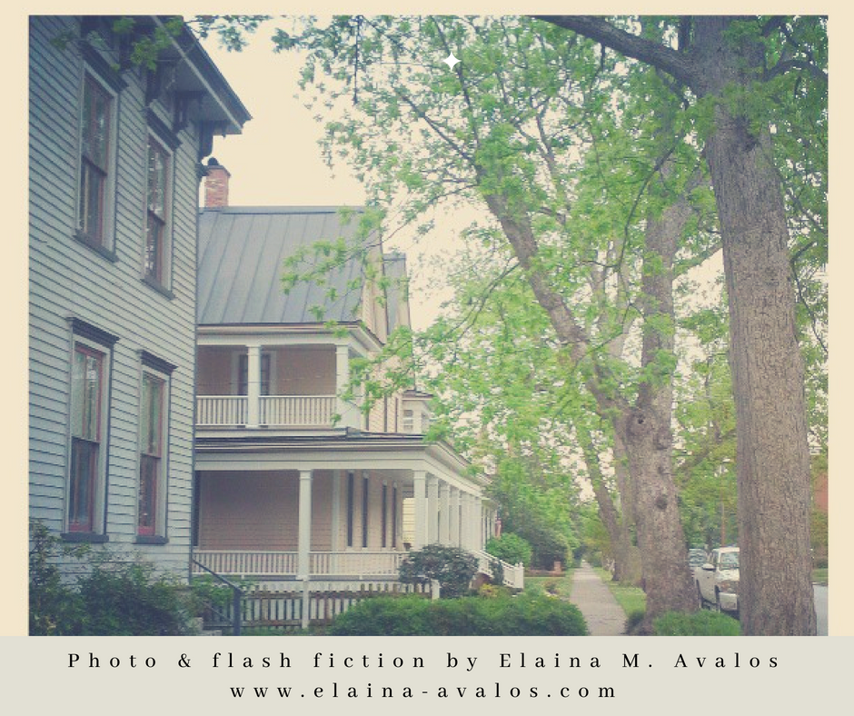 New Bern NC, flash fiction, love story, love, romance, Elaina Avalos