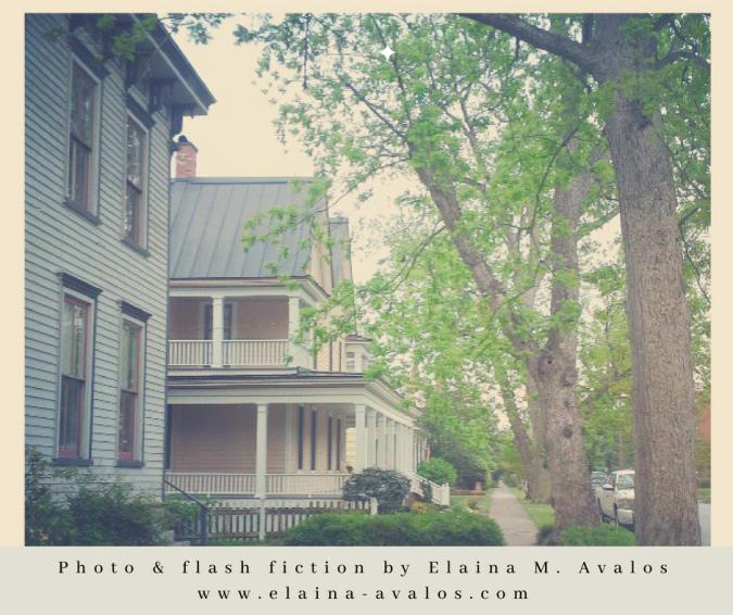 New Bern NC, flash fiction, love story, love, romance, Elaina Avalos