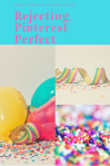 Pinterest, Pinterest Mom, Elaina Avalos, Chasing Dreams, Rejecting Pinterest Perfection