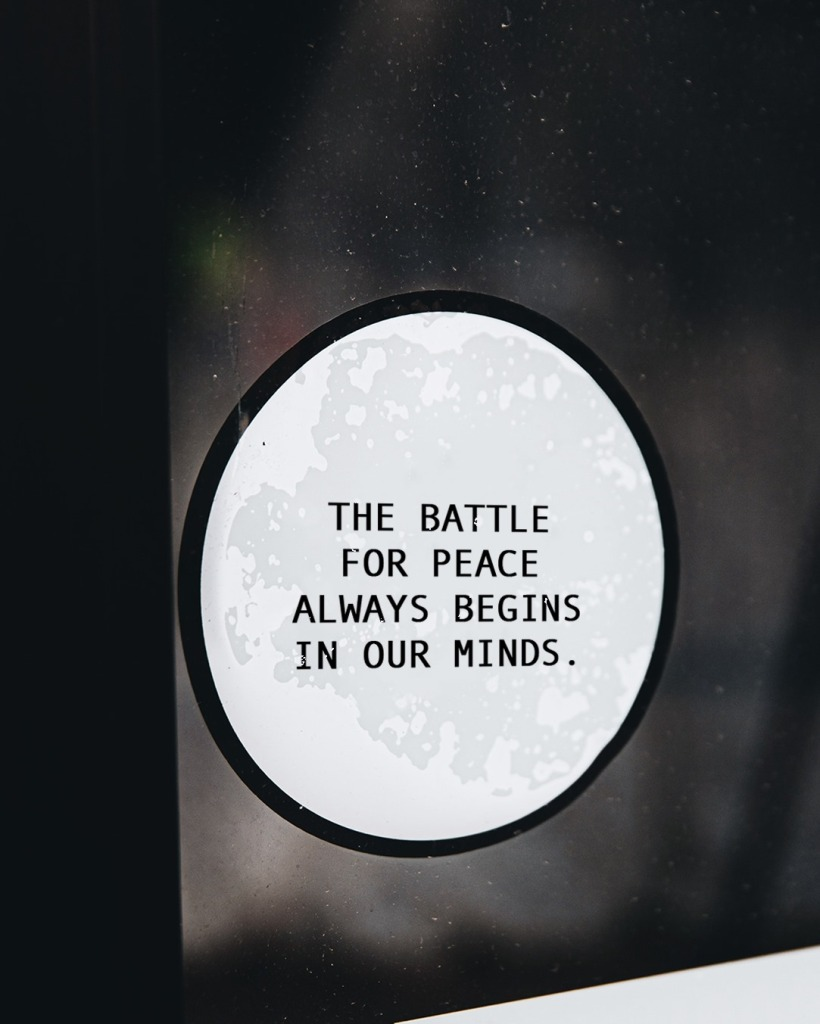craig groeschel, elaina m. avalos, the battle is between our ears, three tips for finding peace and calm in trying times