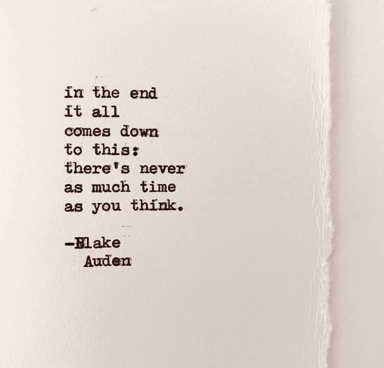 Blake Auden quote, elaina avalos