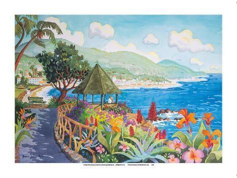 Heisler Park, Heisler Park Laguna Beach, Sea Glass, Elaina Avalos, Elaina M. Avalos